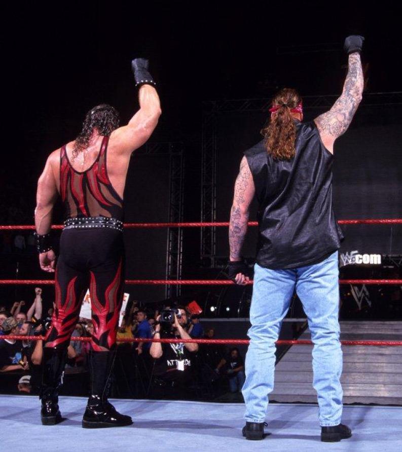 fratelli della distruzione wrestling
