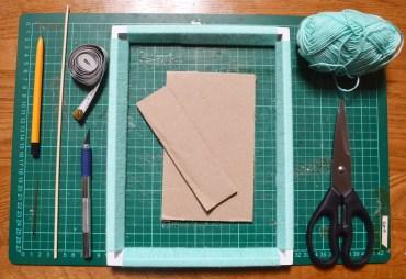 [:en]Mini loom tutorial[:fr]Tuto: Petit métier à tisser[:]