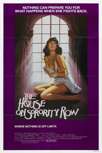 House on Sorority Row movie poster
