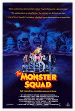 Monster Squad movie poster