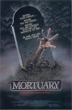 Mortuary movie poster