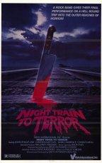 Night Train to Terror movie poster