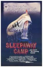 Sleepaway Camp movie poster
