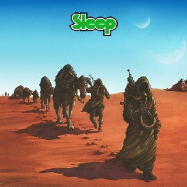 Sleep Dopesmoker Cover Art