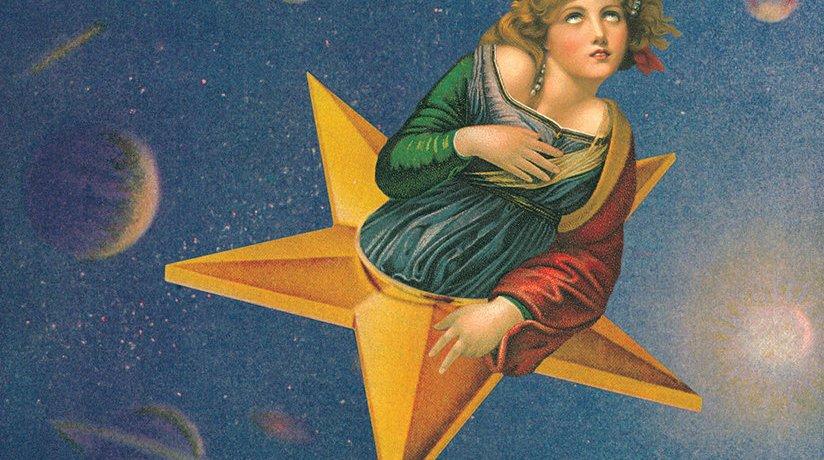 Mellon Collie Cover Art