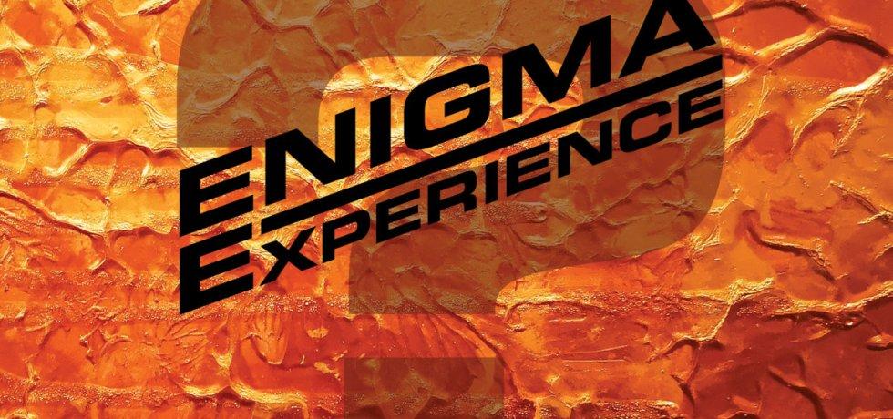 Enigma Experience Album Cover
