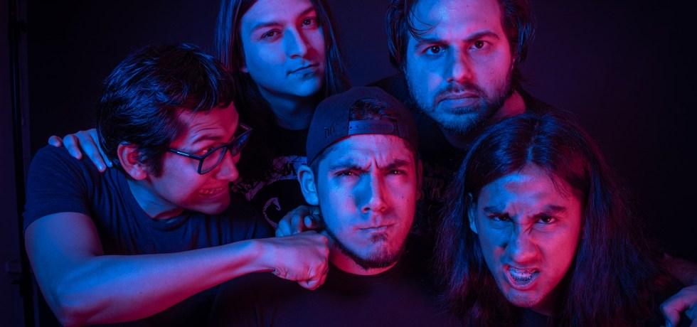Hypernaut Band Photo