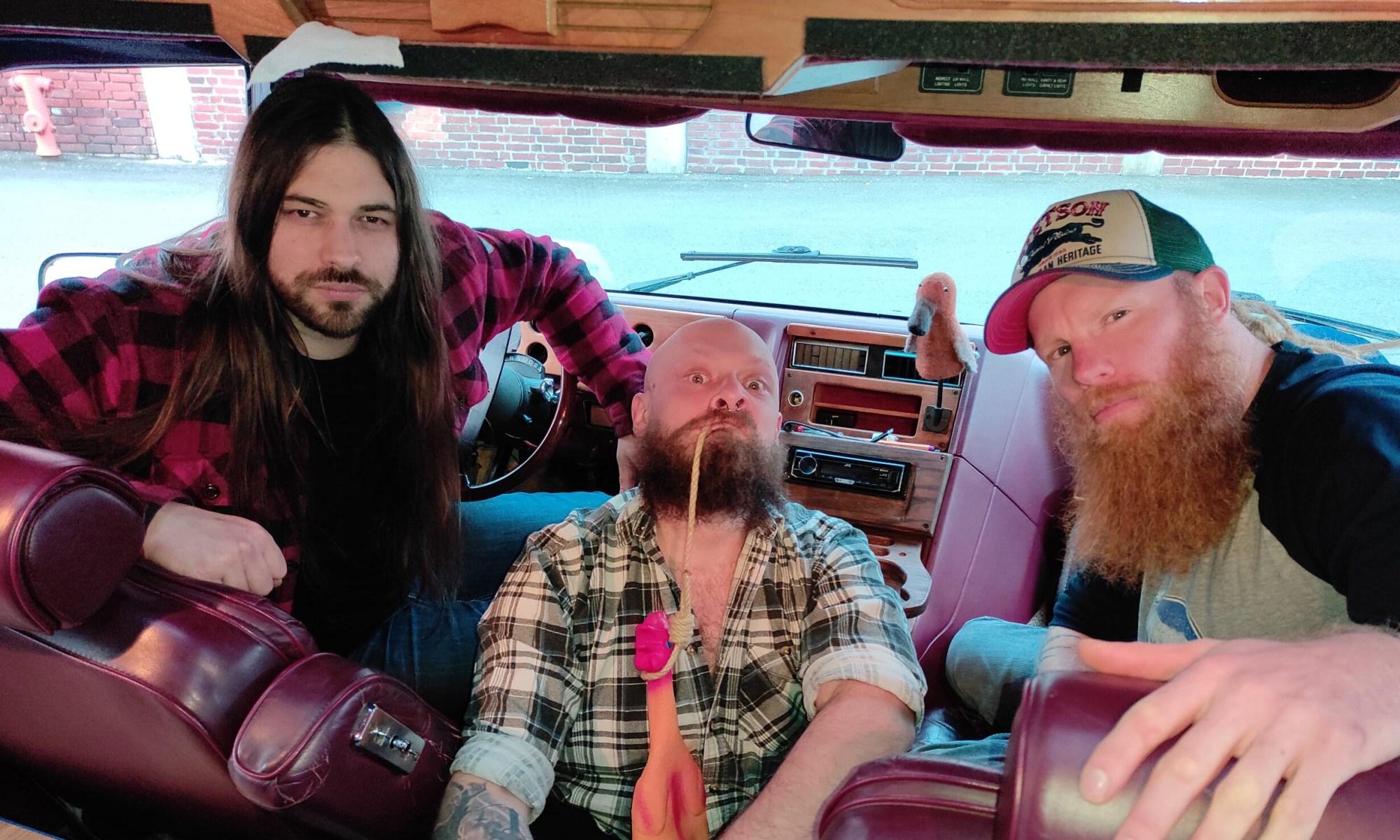 Van Groover Band Photo