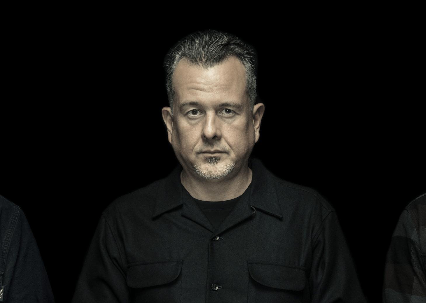 Clutch Drummer Jean-Paul Gaster