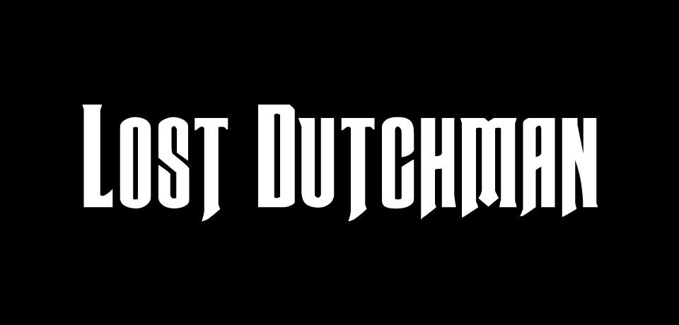 Lost Dutchman Band Logo