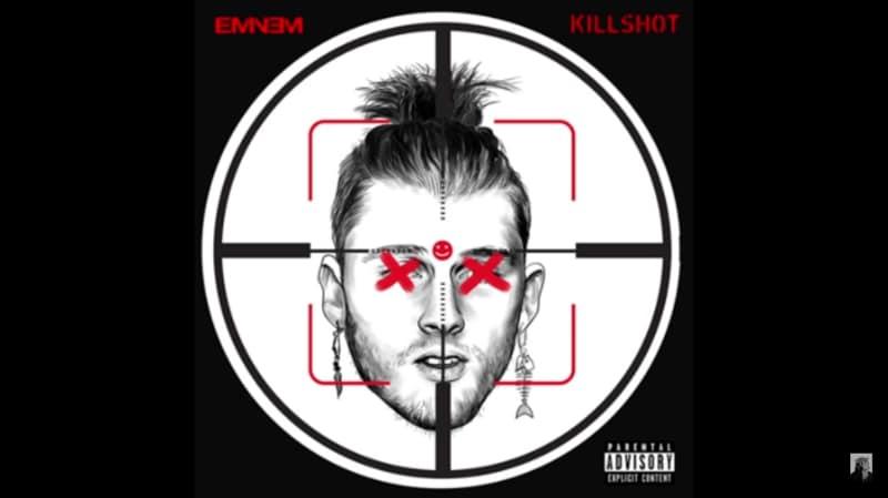 Eminem's Killshot Takes Aim At Mgk's Man Bun, But Is It