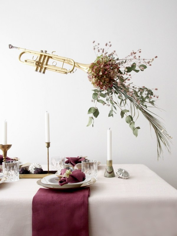 DIY Christmas Table Setting Ideas - monsterscircus