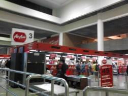 We are in Don Muang International Airport, Bangkok