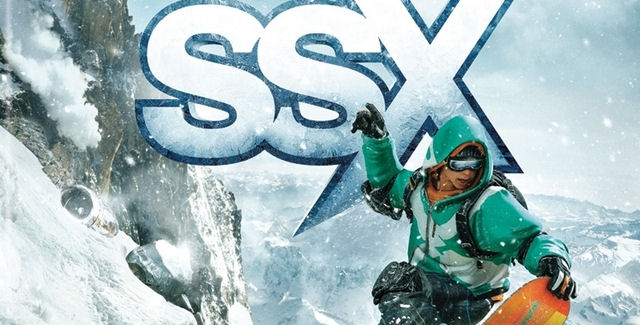 SSX Review MonsterVine
