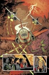 Flash Gordon Z Rocket