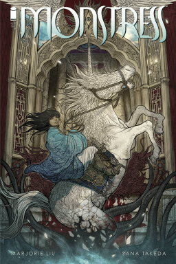 Monstress 6 takeda cover