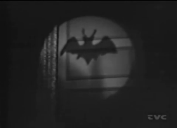 The symbol of the bat or a moth on a headlight?