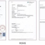 ISO 9001 Certifikater