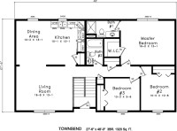 Inspiring Bi Level Floor Plans 12 Photo