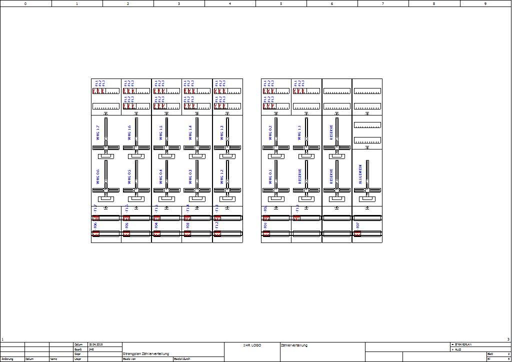 Installationsplan, Montageplan, Montageplanung beantragen