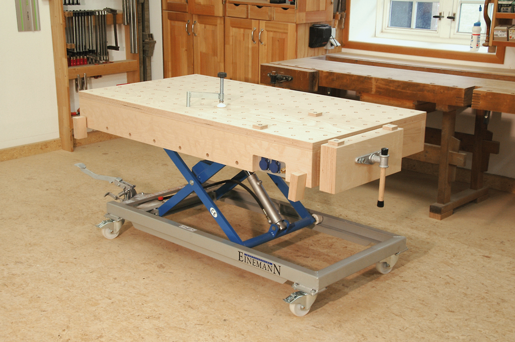 Woodworking Assembly Table Height