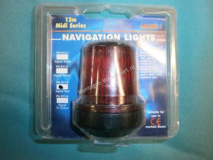 Navigatie verlichting
