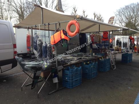 Markt in Sassenheim