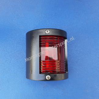 70116 Bootverlichting bakboord rood