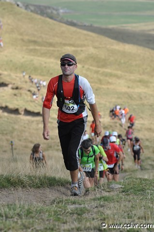 Trail du Sancy, Emmanuel Gastaud, Montagnes d'espoir