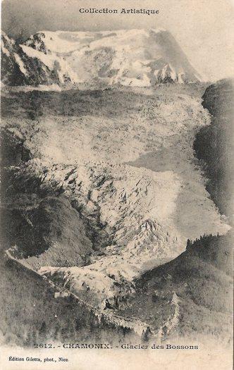 Chamonix - Glacier des Bossons