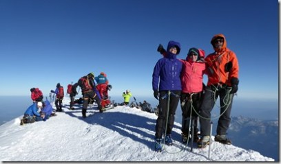 48 Sommet du Mont Blanc