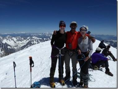67 Au sommet du Mont Blanc encore