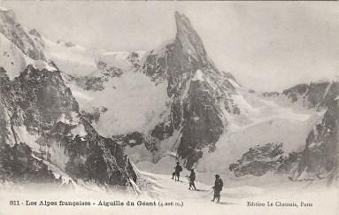 Aiguille du Géant