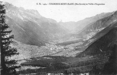 Chamonix-Mont-Blanc et Vallée d'Argentière