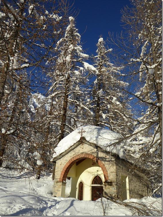 Chapelle N.D. de la Guérison