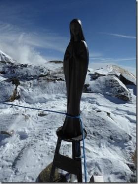 La Vierge du sommet