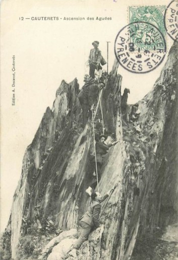 Cauterets - Ascension des Agudes