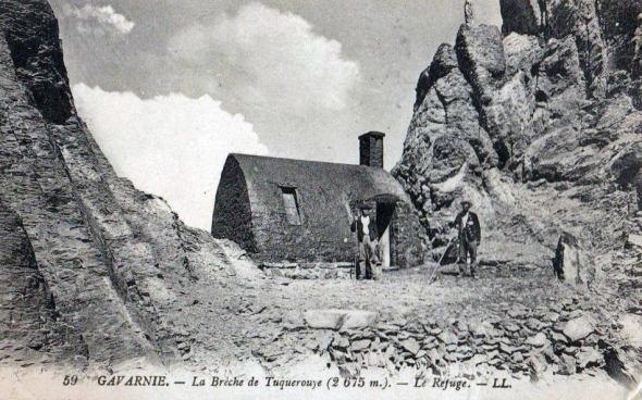 La Brèche de Tuquerouye