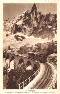 Le Chemin de Fer du Montenvers