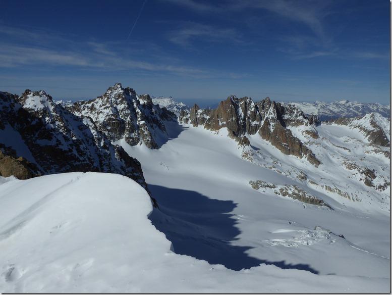 31 Traversée du glacier de Saleina