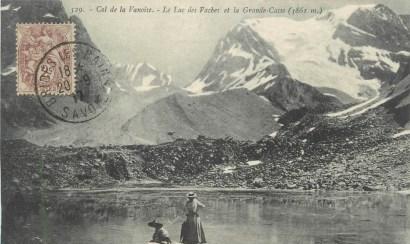 Lac des Vaches et Grande Casse
