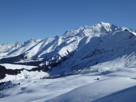 Ski de randonnée Mont de Vorès