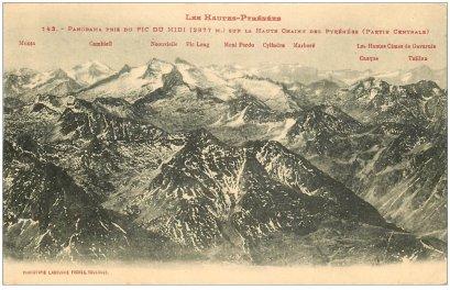 Sommets des Hautes-Pyrénées