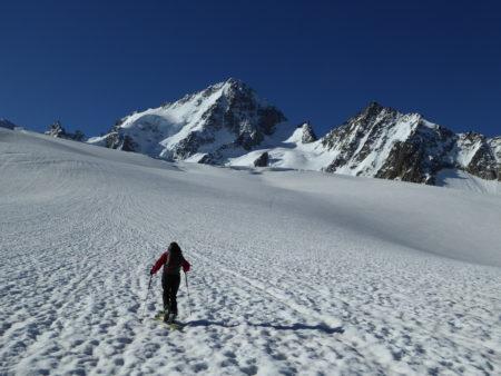 Le ski de randonnée dans ma vallée