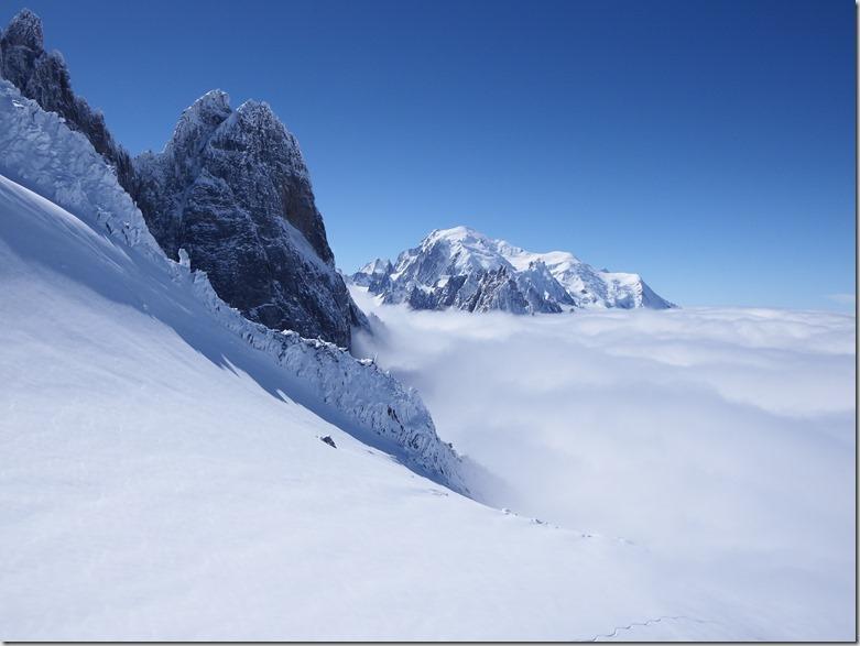 Raid à ski Chamonix-Zermatt