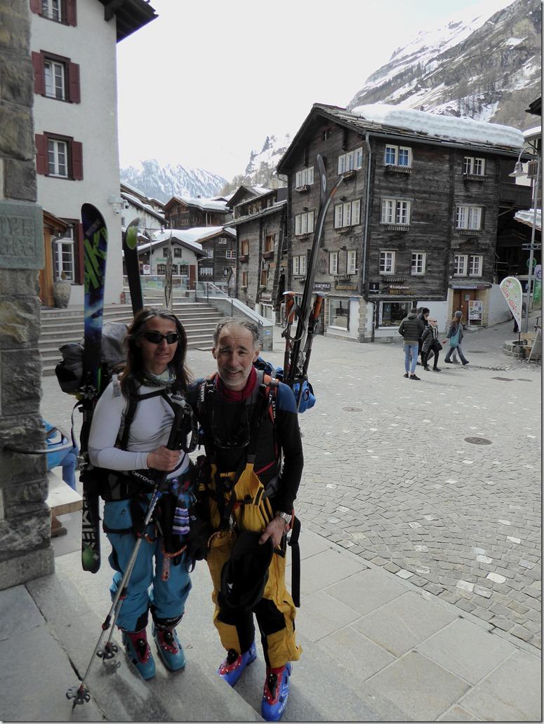 184 Arrivée à Zermatt