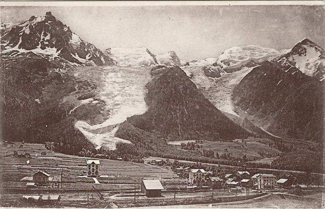 Glacier des Bossons et Taconnaz