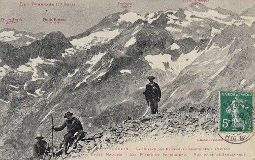 La Chaîne des Pyrénées Espagnoles