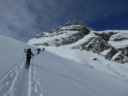 Ski de randonnée Mayères