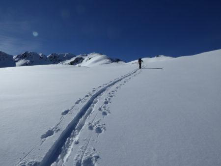 Ski de randonnée Pointe Ronde